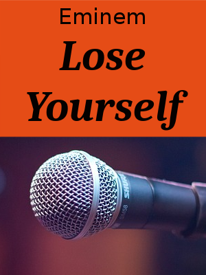 Learn English through Songs - Eminem - Lose Yourself