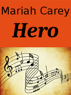 Learn English through Songs - Mariah Carey - Hero